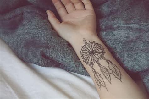 dream catcher tattoo wrist dream catcher wrist tattoo best tattoo ideas designs