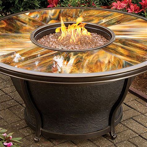 firepit outfitter asia gas pit by pit 24 quot penta