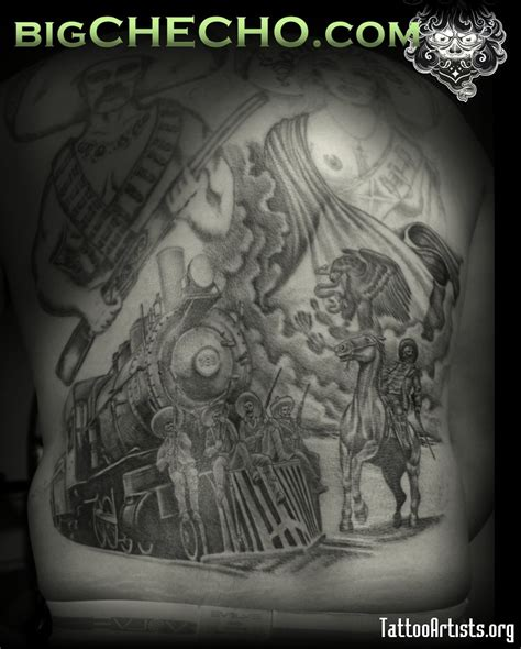 pancho villa tattoo and pancho villa ride on artists org
