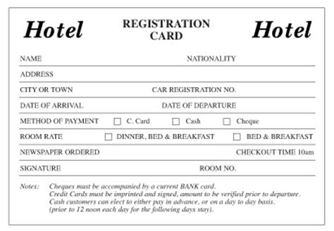 registration cards template template tag card search results calendar 2015