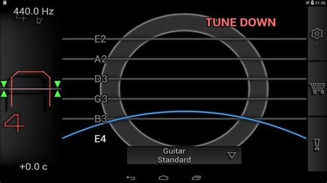 guitar apps for android 10 best guitar tuner apps for android android authority