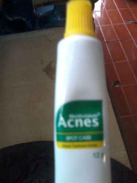 Acnes Spot Care Kemasan Baru yuni trisnawati review acnes spot care