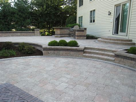 Unilock Patio Designs unilock brick patios traditional patio other metro by whispering garden