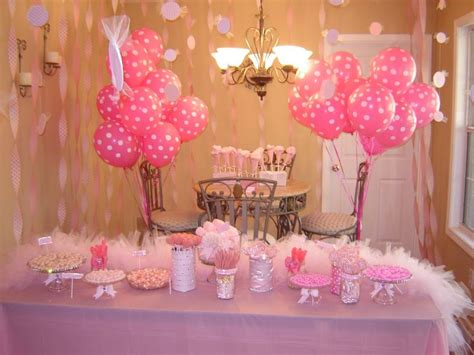 home design for birthday pink 1st birthday party decorations paisley s 1st