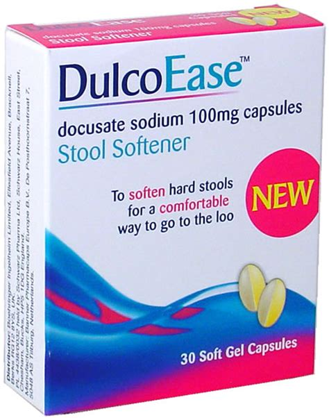 Stool Softener Uk by Dulcoease Stool Softener 30 Capsules Review Compare Prices Buy