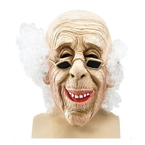 åse kleveland gammel mann gammel mann maske med h 229 r partyking no