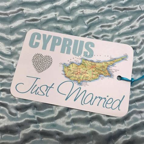 married swing cyprus just married swing tag