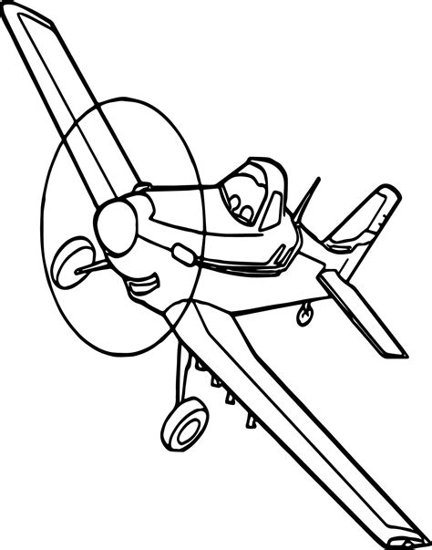 disney coloring pages widget disney dusty plane coloring pages wecoloringpage