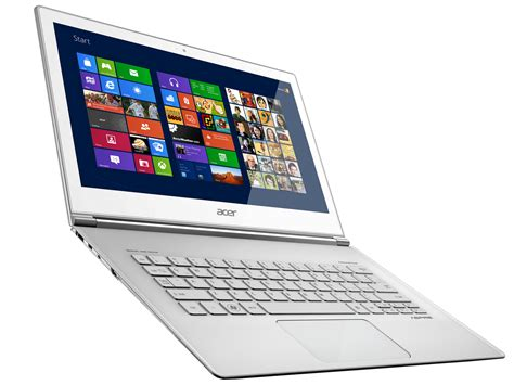 Notebook Acer Aspire One November acer ultrabook aspire s7 mit touchscreen ab anfang