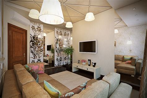 Modern Decoration Home by Feminine Living Room Decor Interior Design