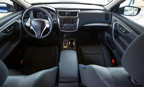 nissan altima interior 2016 nissan altima review 8283 cars performance