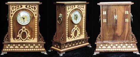 scroll  fretwork patterns clocks shelves