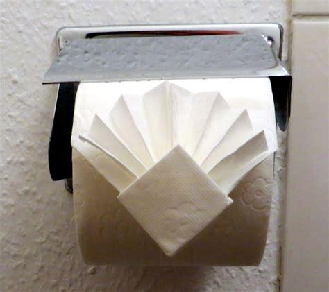Toilet Paper Folding - toilet paper fan fold allaboutlean