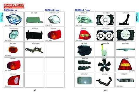 Toyota Parts Catalog Toyota Parts Html Autos Post