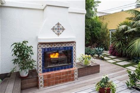 Mexican Outdoor Chimney Mexican Fireplace Design Ideas I Absolutely Patio