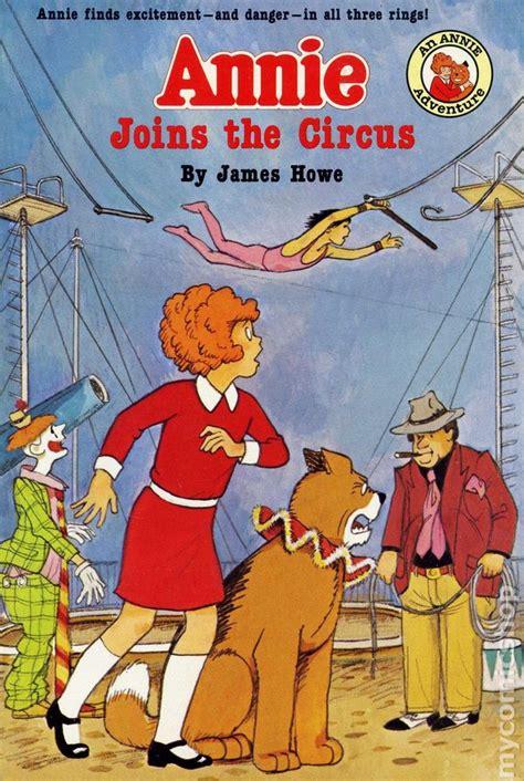 the circus series 1 comic books in adventure book