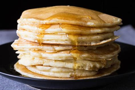 pancakes from scratch recipe for perfection