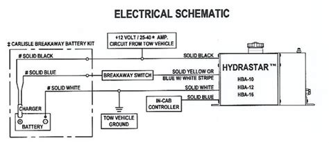 wiring diagrams for hydrastar electric hydraulic