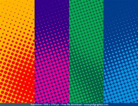 download halftone pattern photoshop halftone pattern psdgraphics