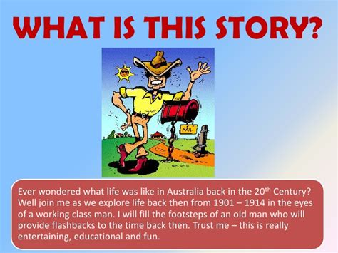 what lives the in australia then and now