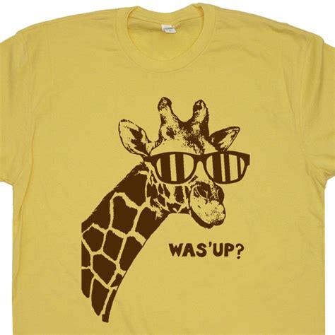 Tees Be To Animals giraffe t shirt animal shirt saying vintage t shirts