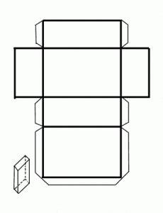 figuras geometricas recortables pdf el paralelep 237 pedo cuerpos geom 233 tricos recortable figuras