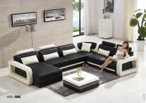 Modern Living Room Sofas Aliexpress Buy Modern Living Room Leather Sofa Furniture Leather Sofa L Shaped Sofa