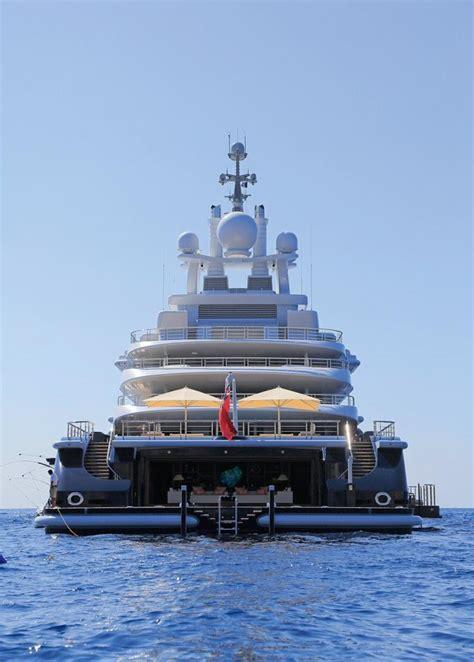 yacht luna luna luxury yacht charter superyacht news