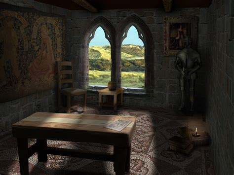Decorating Ideas For Girls Bedroom by Composite Medieval Room By Runninlow0n1nk On Deviantart