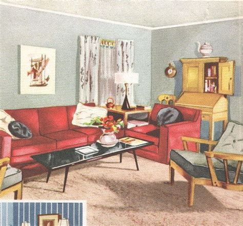 1950s living room furniture 82 best images about living room on