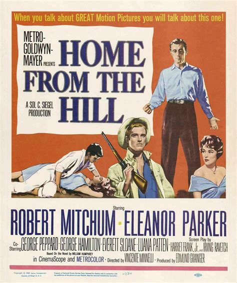 image gallery for home from the hill filmaffinity