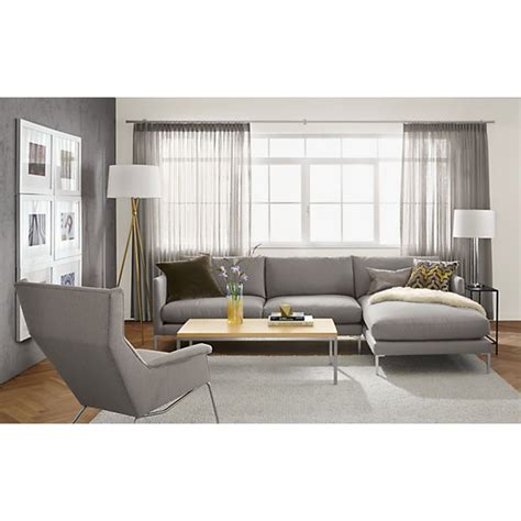 room and board sectional sofa pinterest the world s catalog of ideas