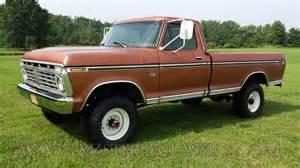 73 Ford F250 1973 F250 Highboy Copper Ranger Xlt 390 C6 Automatic 73 Ford