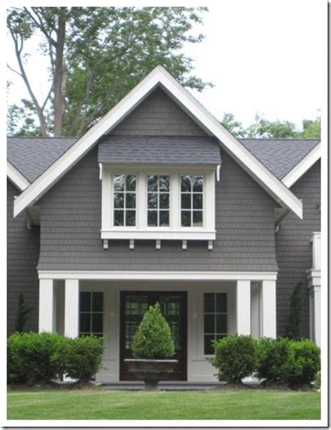 grey house colors the perfect grey and prime shed real estate the house that a m built