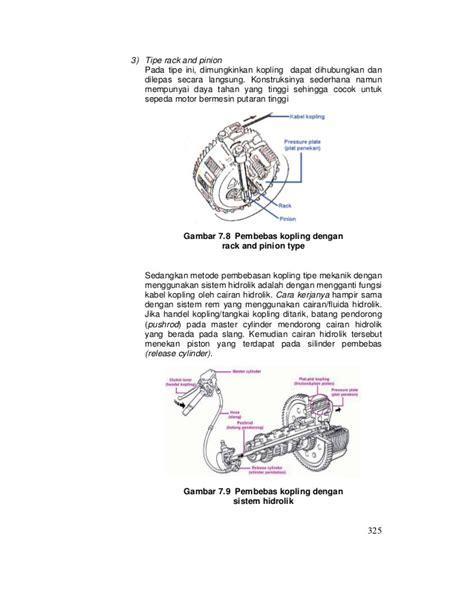 Buku Cara Pemeriksaan Penyetelan Perawatan Sepeda Motor An kelas 12 smk teknik sepeda motor