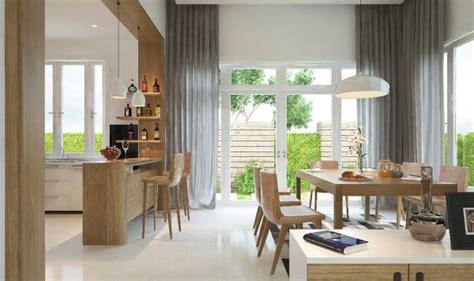 Open Concept Kitchen Design Interior Designs Filled With Texture