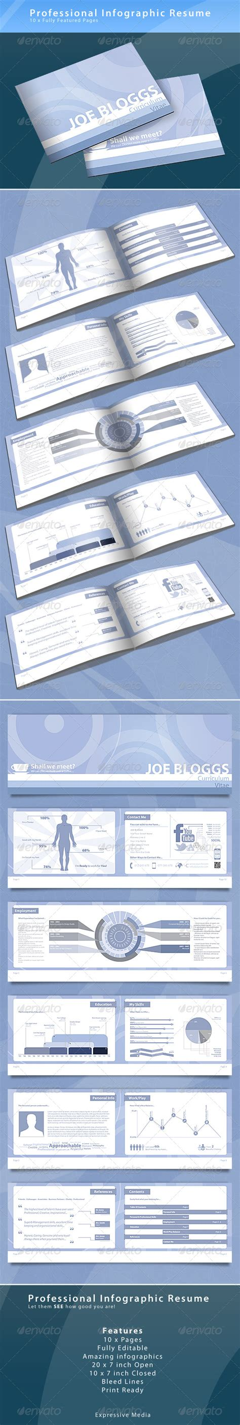 28 resume booklet template photoshop booklet