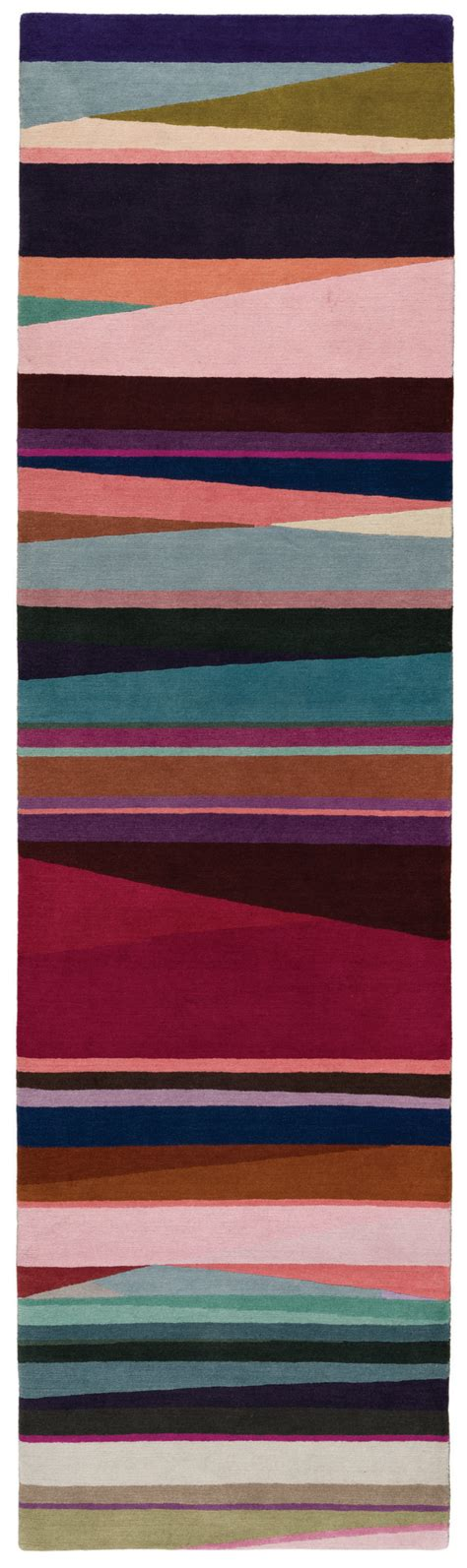 Business Rugs by Textile Curator Paul Smith For The Rug Company