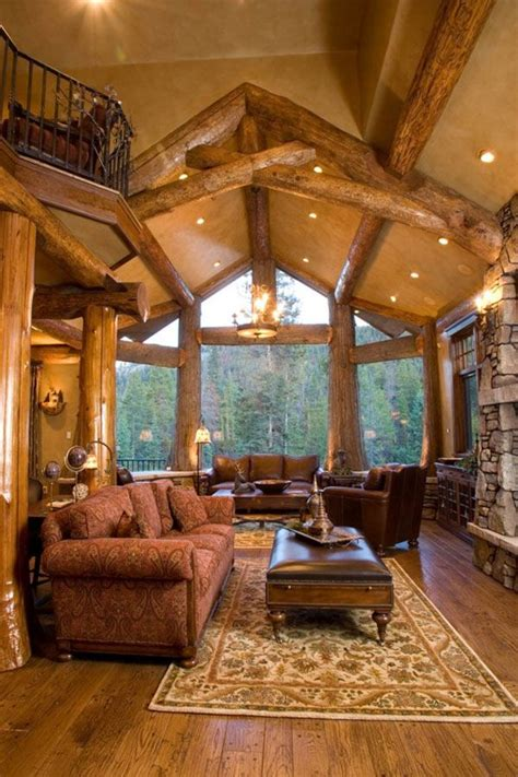 rustic ls for living room 30 best cabin style decoration images on home