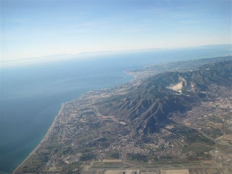 a view from the file sierra de mijas view from a plane jpg wikimedia commons
