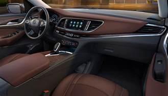Infiniti Qx60 Interior 2018 Buick Enclave Debuts With New Luxurious Avenir Sub