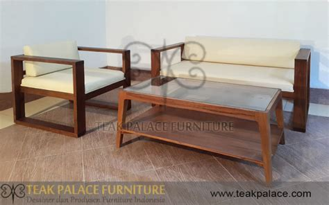 Sofa Dari Kayu Jati desain sofa minimalis untuk ruang tamu model tebaru jual