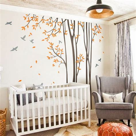 nursery decorating ideas for 25 best ideas about tree decal nursery on