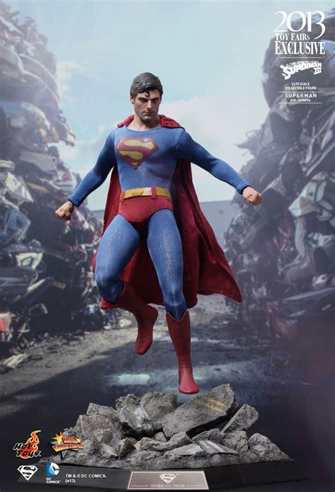 Figure Batman Vs Superman 1set toys superman iii superman evil version 1 6th