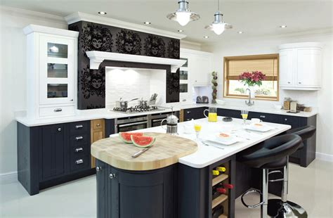 latest trend in kitchen cabinets monochrome latest kitchen trends