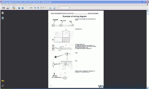 2001 volvo penta wiring diagrams kobelco wiring diagrams