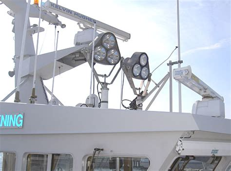 Led Warehouse Lighting Prismalence Marine Spotlight