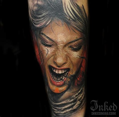 mike adams inked magazine 230 best images about best portrait tattoos on