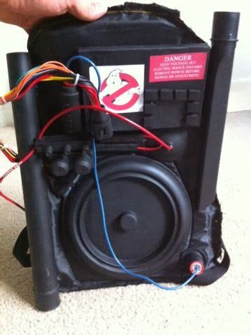 How To Make A Ghostbusters Proton Pack by Best 25 Proton Pack Ideas On Ghostbusters