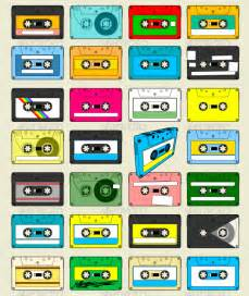 audio cassette tape wallpaper by xander wiersma graphicriver